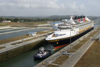Disney Wonder Becomes First Passenger Vessel To Transit New Panama Canal Locks