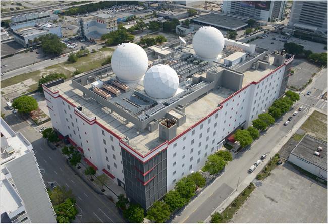 Equinix new MI1 site in Miami