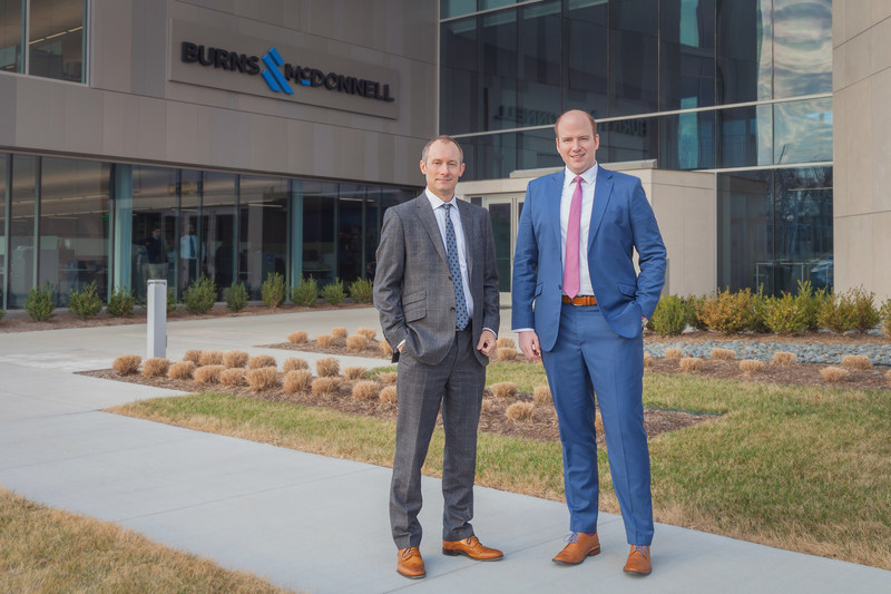 Managing director, Jonathan Chapman, will lead the UK business from Burns & McDonnell's new office in Birmingham. Jeff Casey will serve as business development director for the UK team.