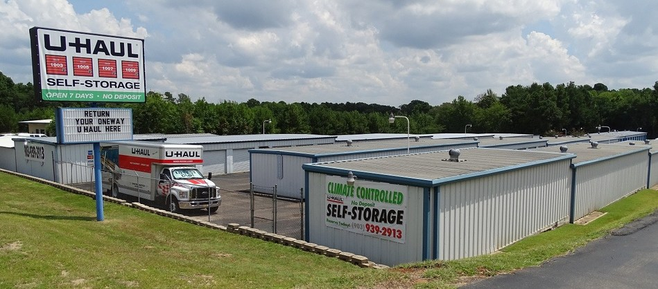 U-Haul Company of East Dallas is offering 30 days of free self-storage and U-Box container usage to residents of Canton and surrounding communities who were affected by the tornadoes that touched down on Saturday night.
