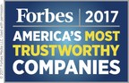 Medifast® Earns Spot on Forbes' 100 Most Trustworthy Companies in America List for Second Consecutive Year