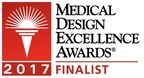 ivWatch Honored as Finalist in the 2017 Medical Design Excellence Awards (MDEA)