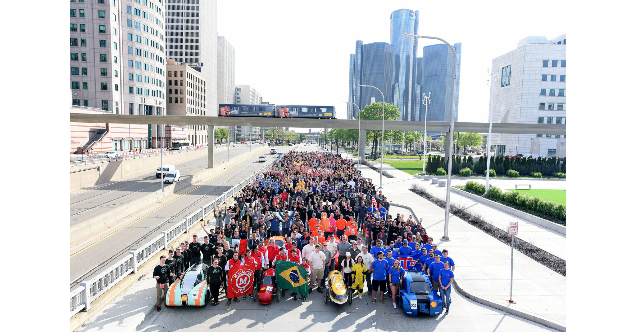 Universit laval earns 4th win at annual shell eco marathon americas event