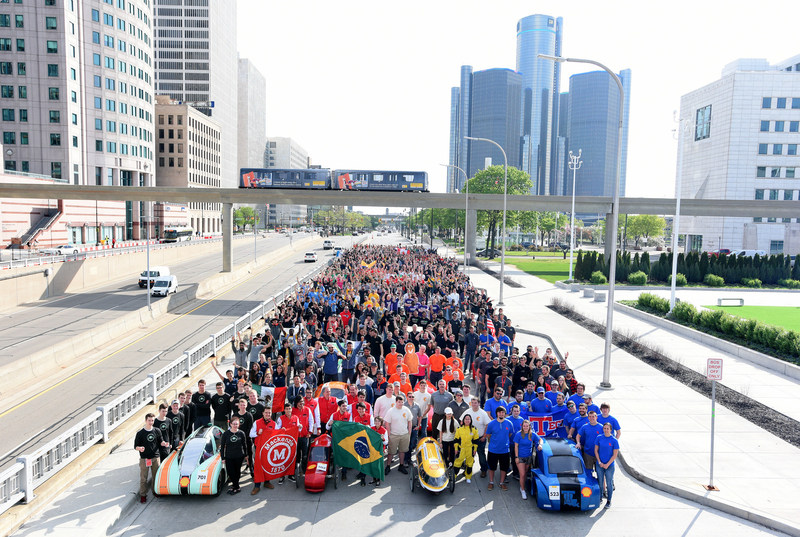 Make the Future Detroit, featuring Shell Eco-marathon Americas 2017