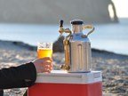 Moms love beer: A uKeg keeps it fresh, carbonated and ready to pour at bedtime