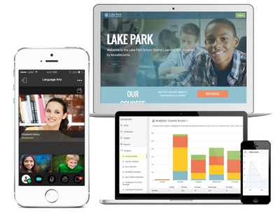 New Solution from Blackboard Helps K-12 School Districts Make Learning More Engaging, Personalized and Accessible