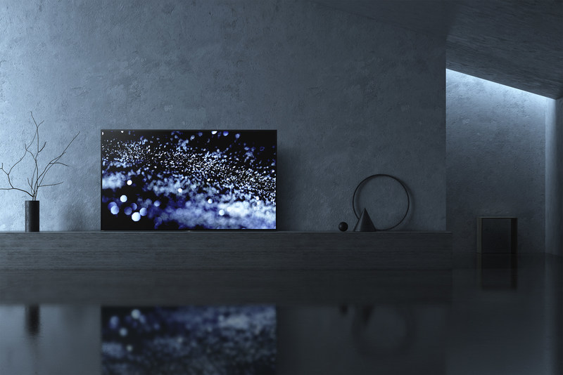 Sony BRAVIA OLED A1E TV Merges Technology and Creative Design