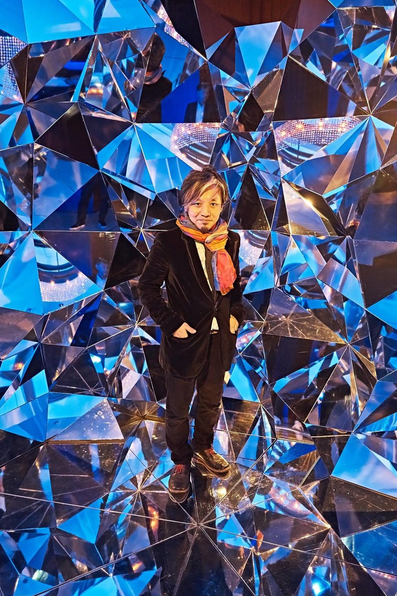 KAZ Shirane (Masakazu Shirane) based in TOKYO, is internationally recognized for his work in spatial art, architecture and interior design.