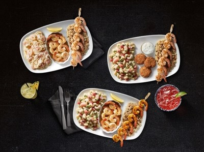 Red Lobster's Create Your Own Seafood Trio event gives guests the variety they crave for $15.99.