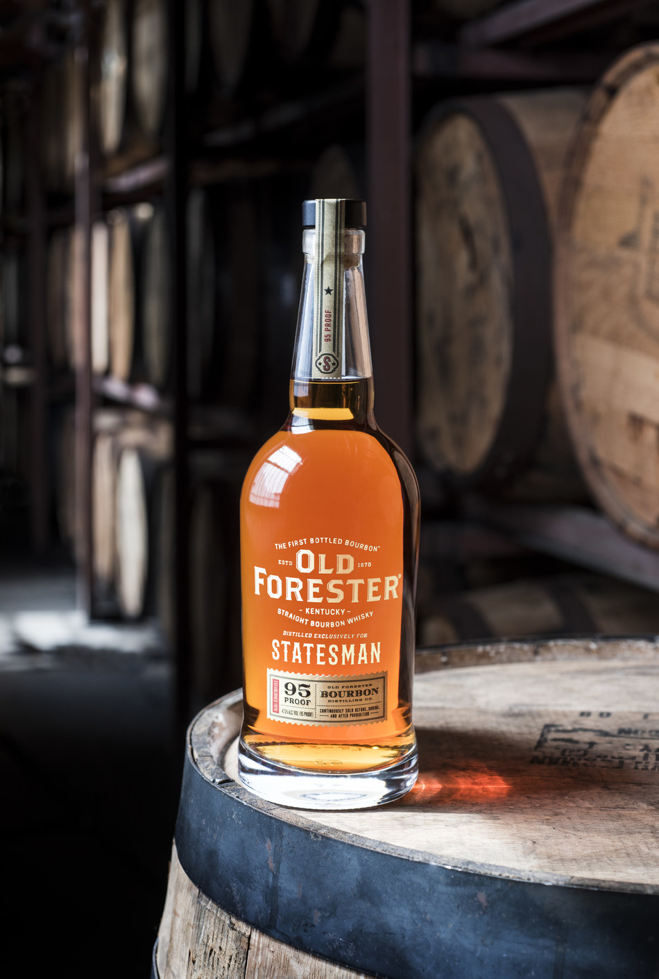 Old Forester Bourbon Featured in KINGSMAN: THE GOLDEN CIRCLE, Available August 2017