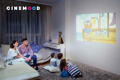 CINEMOOD Started Sales Launch Worldwide