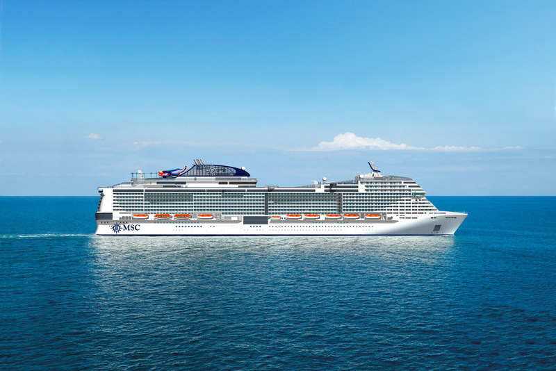 MSC Bellissima, the highly anticipated second mega ship in MSC Cruises' Meraviglia generation, will begin sailing the Western Mediterranean in March 2019.