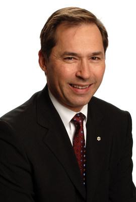 Steve Podborski appointed Parachute President & CEO (CNW Group/Parachute)