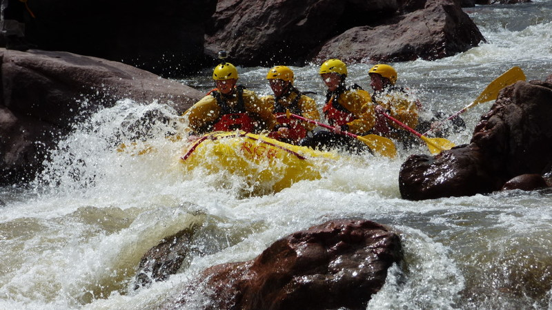 Colorado snow depths are up to 120% of average, promising that warming temperatures will buoy whitewater rafting destinations such as the Arkansas River, which hosts 40% of the state industry's marketshare. Arkansas River whitewater rafting outfitters began opening for the season in April.