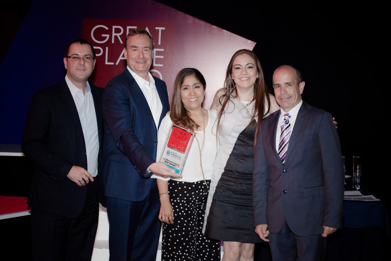 Grupo Vidanta again ranks as one of Mexico's Top Companies for Employment seven years running