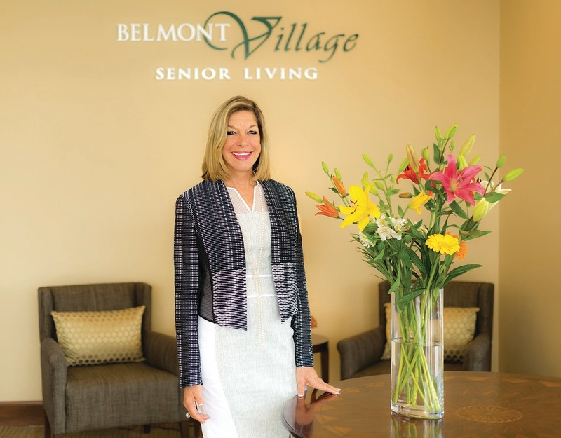 JVS Strictly Business LA Honors Patricia G. Will, Belmont Village Senior Living Founder and CEO on June 7, 2017 at The Beverly Hilton