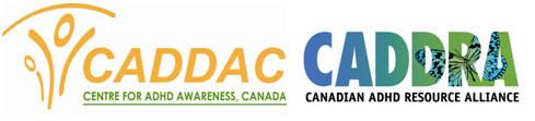 CADDAC CADDRA (CNW Group/Centre for ADHD Awareness Canada)