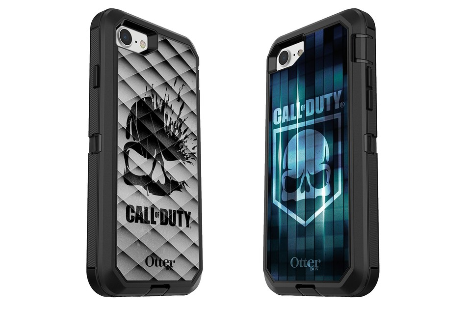 """OtterBox partnered with """"Call of Duty"""" to save gamer devices from accidental drops and dings with Defender Series. Available now."""