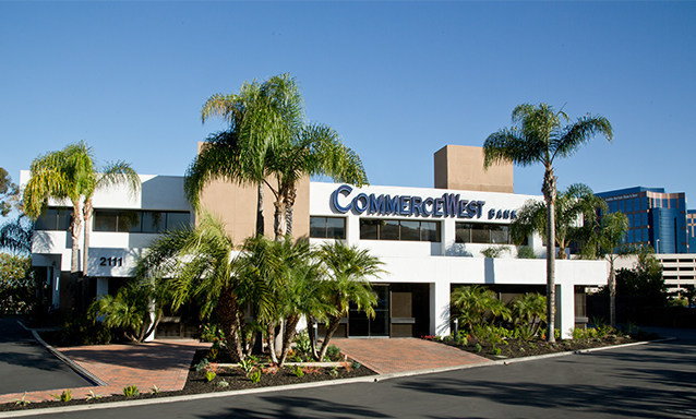 CommerceWest Bank Corporate Office