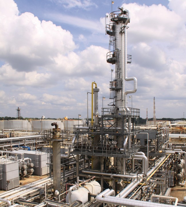Calumet Shreveport: Only U.S. base oil refinery with Group I, II, and III production