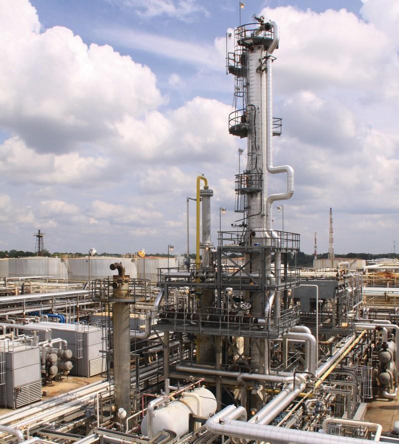Calumet Shreveport: Only U.S. base oil refinery with Group I, II, and III production