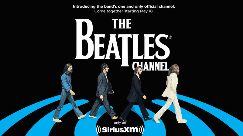 The Beatles Channel – Coming May 18 – Exclusively on SiriusXM