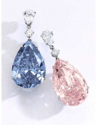 The Apollo and Artemis Diamonds (CNW Group/Paragon International Wealth Management Inc.)