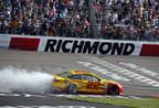 Shell Technology Under The Hood Scores Logano Win On 300th Start