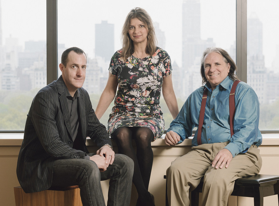 MarTech Vets Launch Madison Avenue Social (L to Right):  Mike Gentile (Executive Creative Director); Deirdre Catucci (President); Tim McHale (Chief Media Officer)