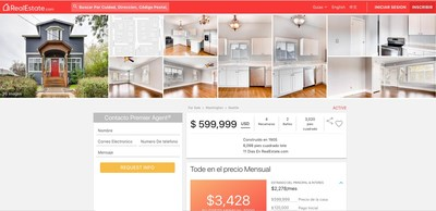 RealEstate.com - Spanish