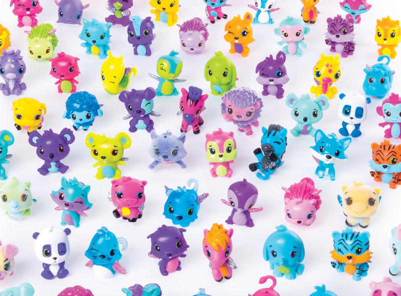 Hatch a whole world with over 70 Hatchimals Colleggtibles™ to collect in Season 1 (CNW Group/Spin Master)
