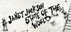Janet Jackson Announces 2017 STATE OF THE WORLD Tour Schedules North American Tour Dates & Adds More Shows