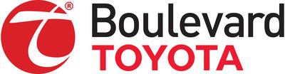 Logo : Boulevard Toyota (Groupe CNW/Boulevard Lexus)
