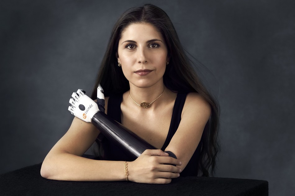 Angel Giuffria, Photographed by Richard Phibbs