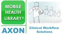 MHL/AXON Clinical Workflow Solutions logo