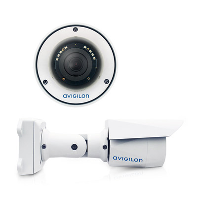 Figure 1. The new H4 SL indoor dome and 3 MP camera models (CNW Group/Avigilon Corporation)
