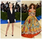 Karlie Kloss and Zendaya Sparkle in Forevermark Diamonds at the 2017 Met Gala