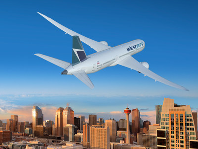 WestJet to purchase Boeing 787-9 Dreamliners (CNW Group/WestJet)