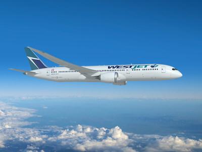 WestJet fera l'acquisition d'appareils Boeing 787-9 Dreamliner (Groupe CNW/WestJet)