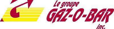 Logo : Le groupe Gaz-O-Bar inc (Groupe CNW/Groupe Crevier)