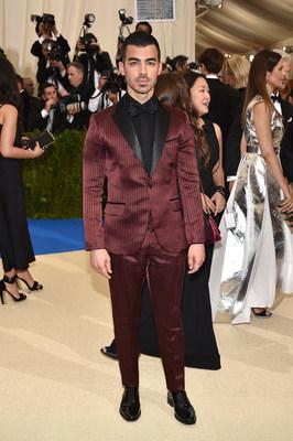 Joe Jonas in H&M