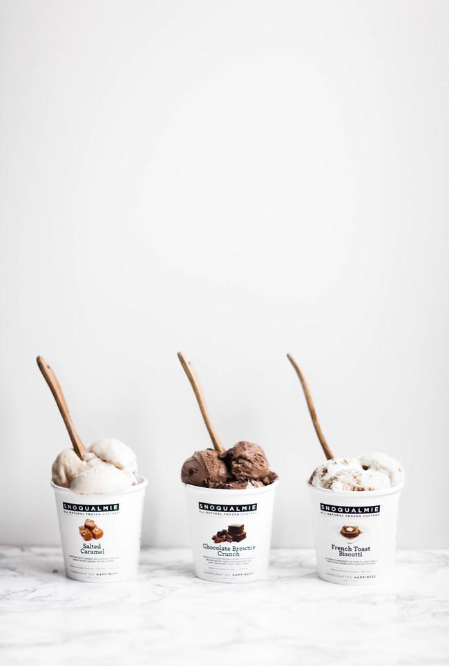 (PRNewsfoto/Snoqualmie Ice Cream)