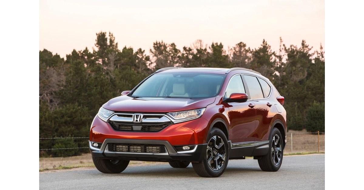 American Honda Reports April Sales With Record For Honda