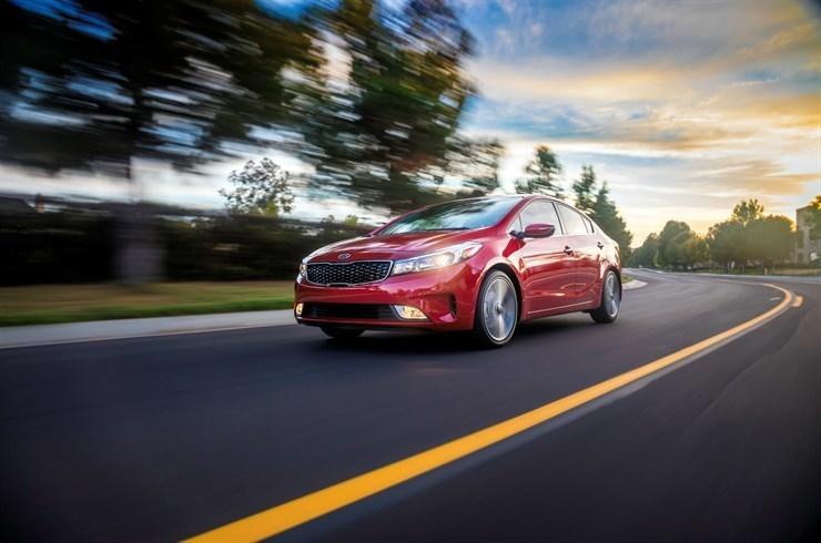 Kia Motors Announces April Sales
