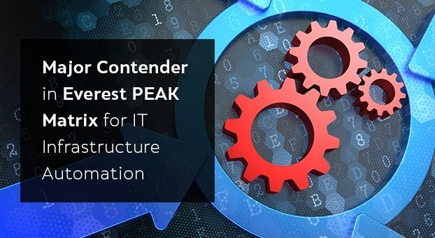 """Everest Group Recognizes GAVS as a """"Major Contender"""" for IT Infrastructure Automation"""