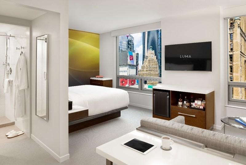 (PRNewsfoto/LUMA Hotel Times Square)