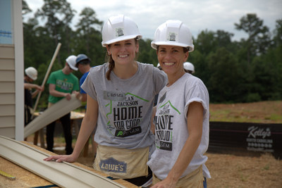 Ply Gem Building Products partners with Habitat for Humanity to build homes across America for its second annual Home for Good project