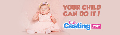 Introducing KidsCasting.com, the Casting Call Platform Exclusively for Kids