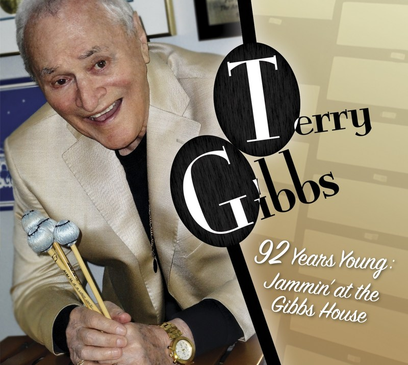 "Vibist Terry Gibbs comes out of retirement with new album ""92 Years Young: Jammin' at the Gibbs House"""