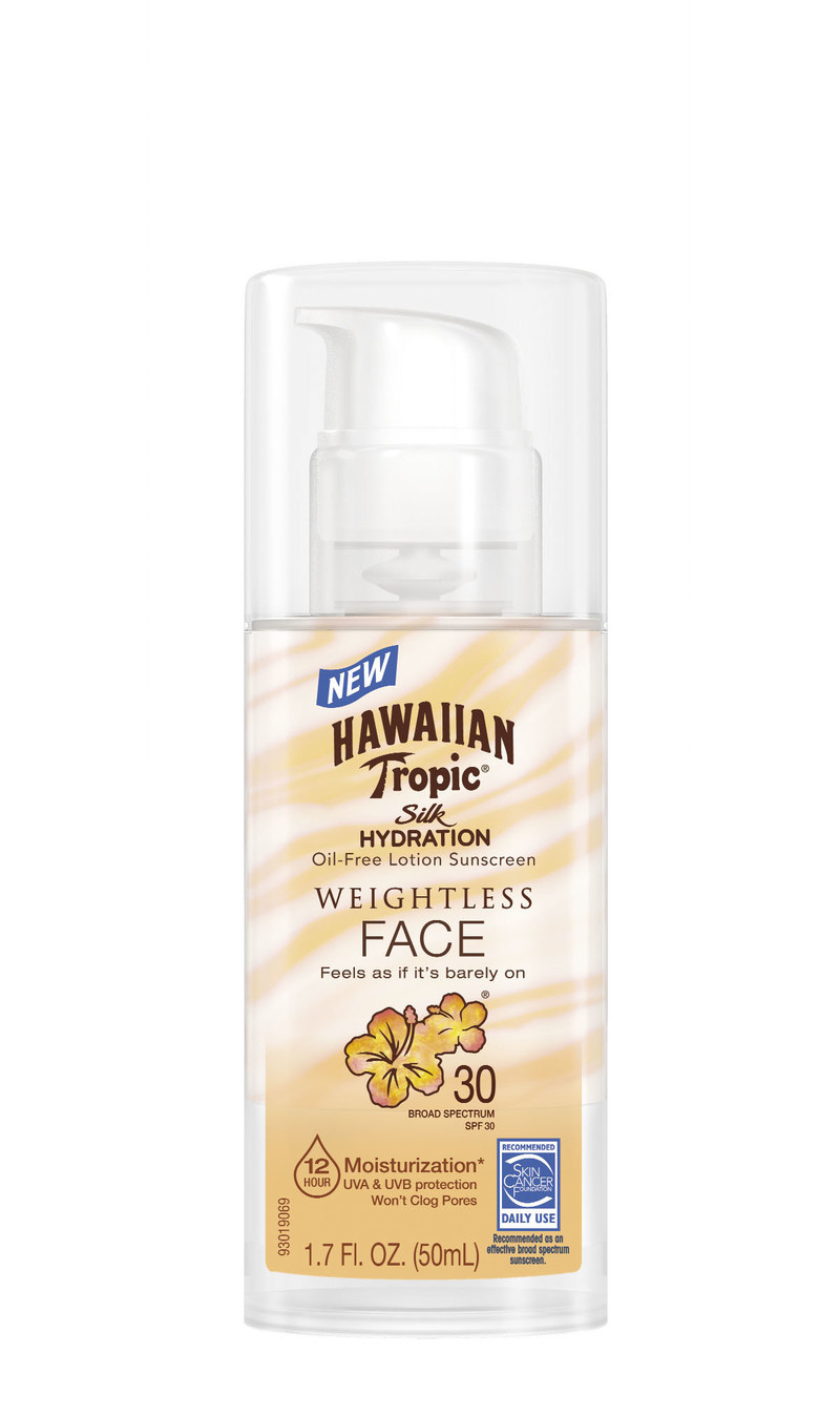 Hawaiian Tropic® Silk Hydration Weightless Face SPF 30